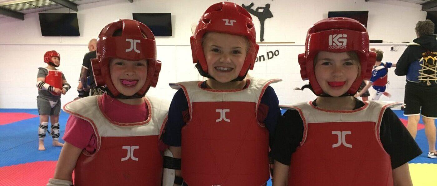 Whiston Taekwondo 3 Amigos